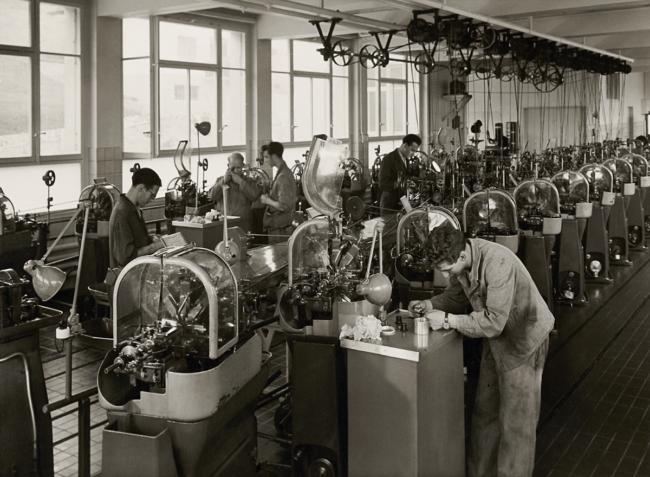 oris factory