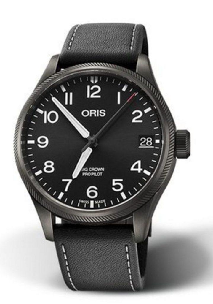 oris watch, classic date